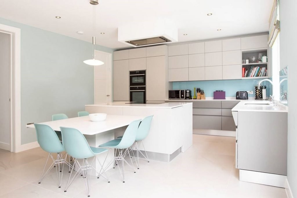 Family Kitchen in Mill Hill